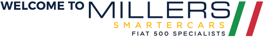 Millers Smarter Cars, Colchester, Fiat 50